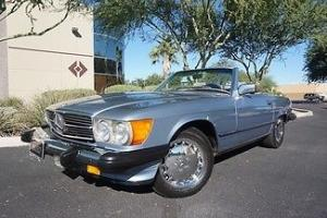 Mercedes-Benz : Other 560SL SL CLASS