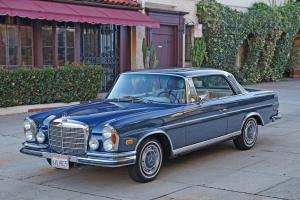Mercedes-Benz : 200-Series 280SE 3.5 Coupe