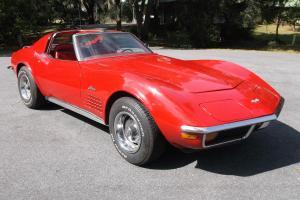 Chevrolet : Corvette Original