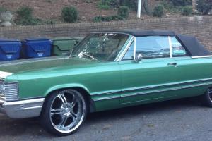 Chrysler : Imperial Crown Convertible 2-Door