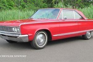 Chrysler : Newport Newport