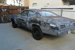 Plymouth : Barracuda twister