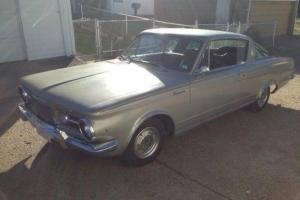 Plymouth : Barracuda