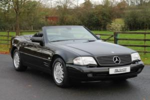 Mercedes-Benz SL 320 | One Owner | 35K Miles | Panoramic Roof | Black Leather