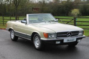 Mercedes-Benz 500 SL | One Previous Owner | 58K Miles | AIR COND | Very Original