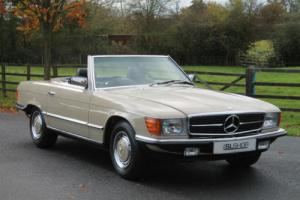 Mercedes-Benz 380 SL | Just 18000 Miles | Air Conditioning | Leather