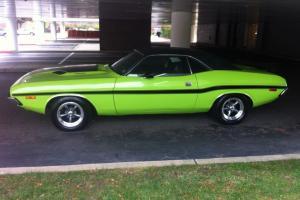Dodge : Challenger Challenger