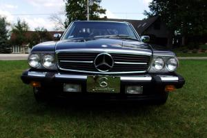 Mercedes-Benz : 500-Series 560 SL