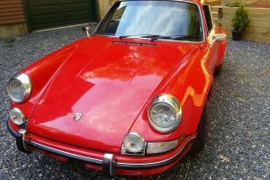 Porsche : 911 911E-ST