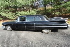 Cadillac : Other LIMOUSINE