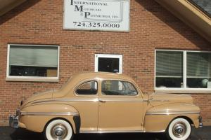 Mercury : Other Eight Coupe
