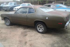 Plymouth : Duster duster twister