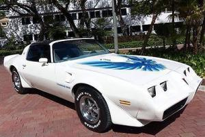 Pontiac : Trans Am Pontiac Firebird Trans Am 6.6 T-Top Coupe