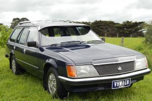 VH Commodore 4 Speed 6 CYL Manual Wagon Genuine 59000KS Barn Find VC VB VK in Korumburra, VIC