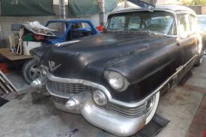 Cadillac : Fleetwood chrome