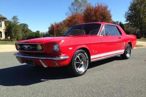Ford : Mustang 1966 mustang gt colne Photo