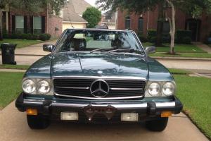 Mercedes-Benz : SL-Class 3.8L