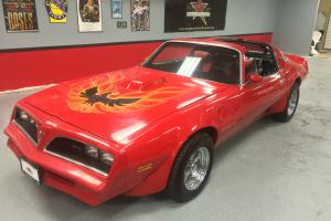 Pontiac : Trans Am firebird