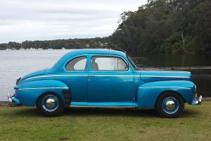 1942 Sedan Coupe Super Deluxe Ford Rare in Morisset, NSW