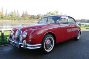1961 Jaguar Mk. II Saloon (3.4 litre)