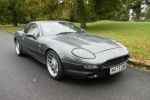 1996 Aston Martin DB7 Coupé Photo