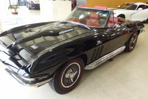 Chevrolet : Corvette Convertible 2 Door