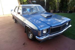 1975 GTS Holden Monaro Four 4 Door Deville Blue 308 4 Speed Manual 3 Speed Auto in Toowoomba, QLD