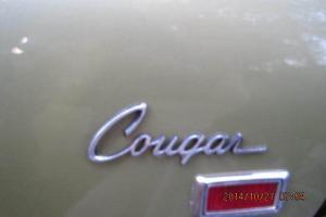 Mercury : Cougar two door