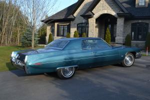 Cadillac : DeVille 2 door