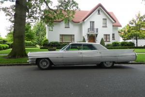 Cadillac : DeVille hardtop Photo
