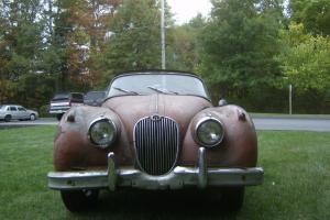 Jaguar : XK XK150 D.H.C.