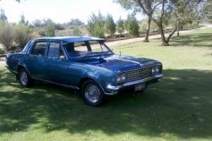 1969 HT Holden Premier Photo