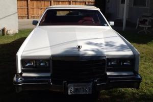 Cadillac : Eldorado El Dorado