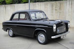 Ford Popular deluxe 100E -1959