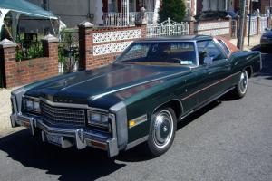 Cadillac : Eldorado 2 DR