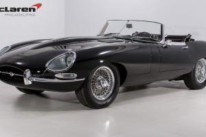 Jaguar : E-Type Convertible