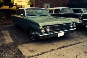 Buick Special delux 1963 v8 auto