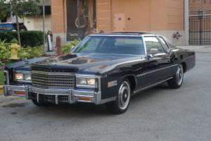 Cadillac : Eldorado 2DR
