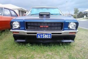 Holden HQ GTS 1973 4D Sedan 4 SP Manual 202 Custom Interior in Mooloolaba, QLD