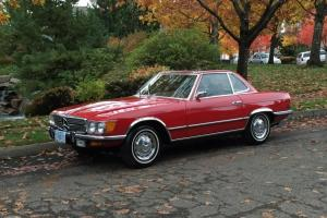 Mercedes-Benz : 400-Series 450 SL