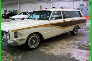Mercury : Grand Marquis Colony Park Wagon