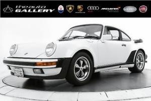 Porsche : 911 TURBO COUPE