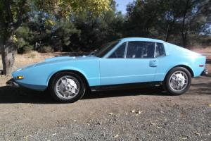 Saab : Sonett 2 doors with rear hatch