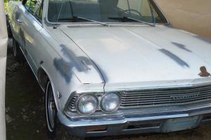 Chevrolet : Malibu 2 door hardtop
