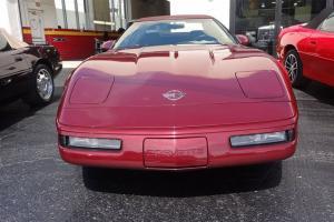Chevrolet : Corvette 40th Anniversary Edition Convertible 2-Door