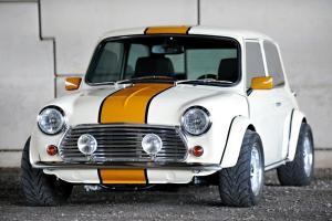 Mini : Classic Mini 2-door coupe