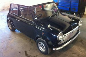 Mini : Classic Mini