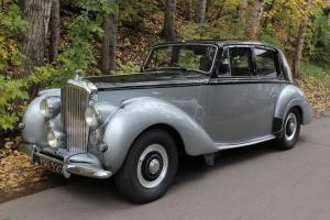Bentley : Other Standard Steel Saloon
