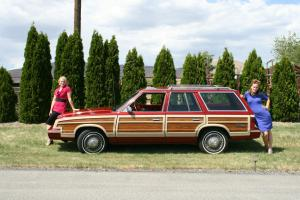 Chrysler : Town & Country Lebaron