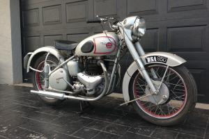 1951 BSA Golden Flash